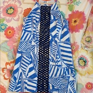1ac76ebb59 Lilly Pulitzer Dresses | Phoenix Dress In Swizzle Stripe 8k | Poshmark